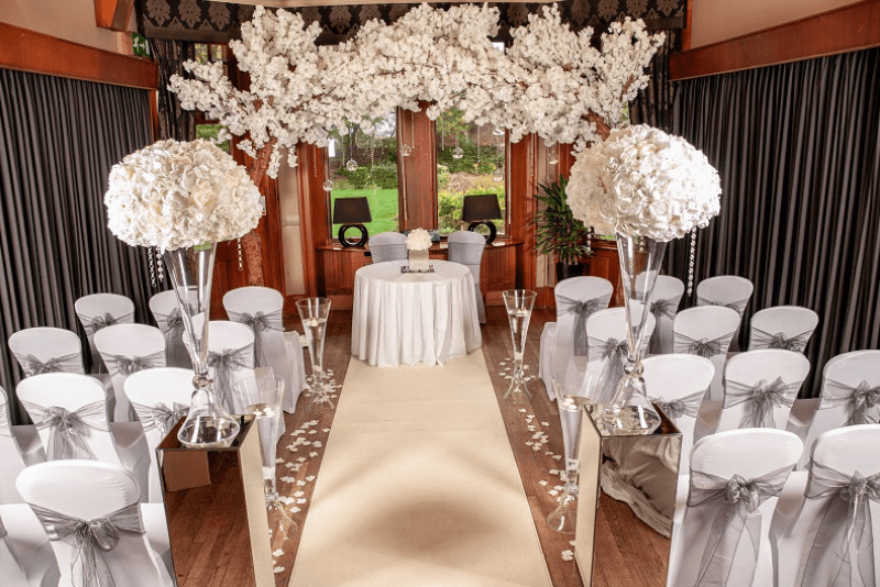 Ceremony Decor - White House Weddings & Events