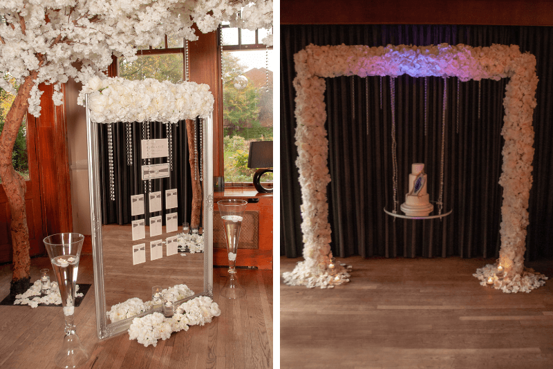Venue Decor Hire - White House Weddings & Events