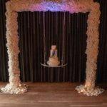 Cake Swing with Uplight