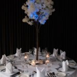 Cherry Blossom Centre piece - Blue