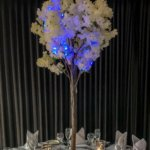 Cherry Blossom Centre piece - Blue(1)