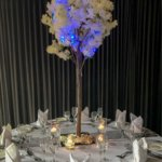 Cherry Blossom Centre piece - Blue(2)