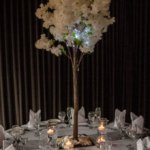 Cherry Blossom Centre piece - White