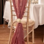 Vertical Drop Chair Cover